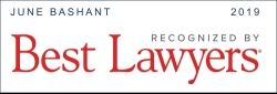 June Bashant recognized by Best Lawyers 2019